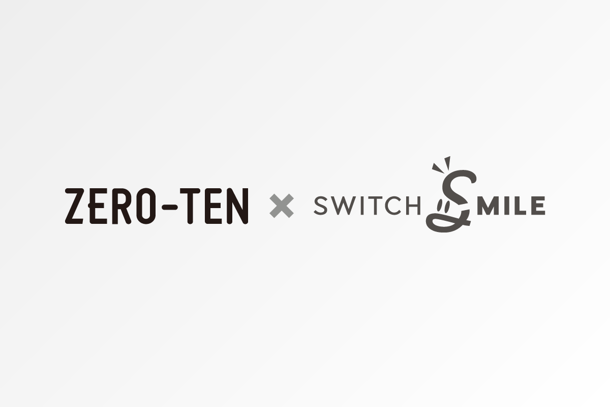 株式会社スイッチスマイルと株式会社Zero-Ten、九州地域におけるPOI位置情報マーケティング事業での地方活性化に向けて資本業務提携